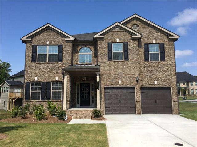 4810 Mossbrook (Lot 36) Circle E, Alpharetta, GA 30004 (MLS #5864323) :: North Atlanta Home Team