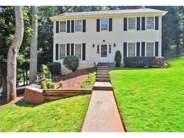 999 Pointer Ridge, Tucker, GA 30084 (MLS #5864387) :: North Atlanta Home Team