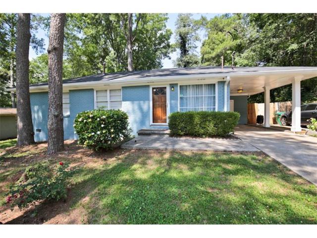 2937 Horse Shoe Drive SE, Atlanta, GA 30316 (MLS #5864388) :: North Atlanta Home Team