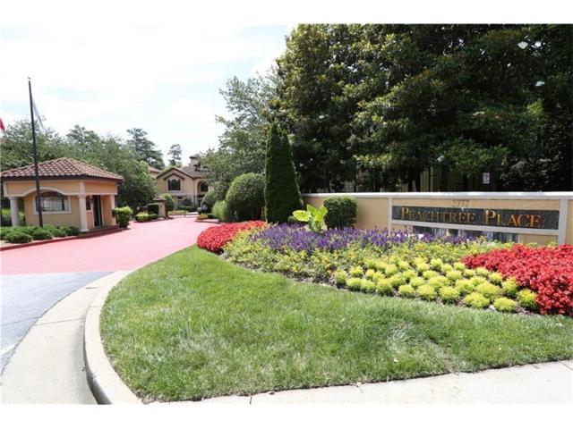3777 Peachtree Road NE #812, Brookhaven, GA 30319 (MLS #5864404) :: North Atlanta Home Team