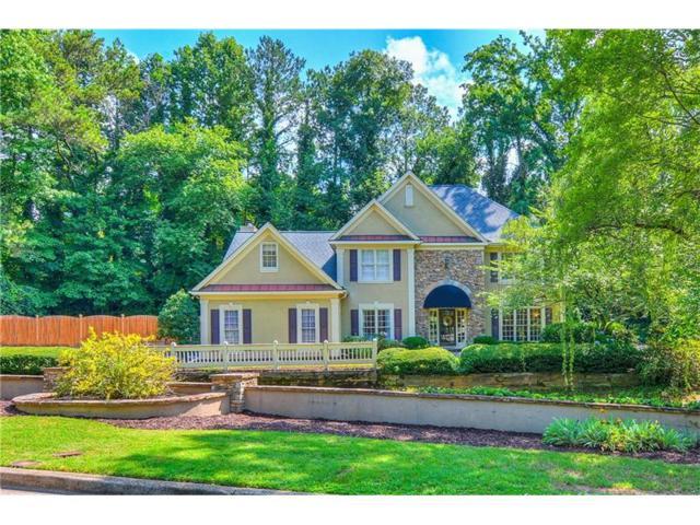 9195 Tuckerbrook Lane, Alpharetta, GA 30022 (MLS #5864412) :: North Atlanta Home Team