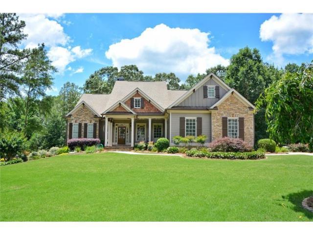8535 Nolandwood Lane, Villa Rica, GA 30180 (MLS #5864414) :: North Atlanta Home Team