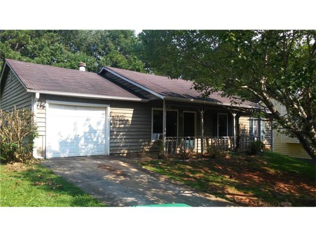 907 Lake Watch Drive, Stone Mountain, GA 30088 (MLS #5864437) :: North Atlanta Home Team