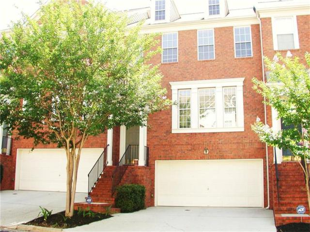 5057 Foxfield Lane #11, Atlanta, GA 30339 (MLS #5864689) :: North Atlanta Home Team