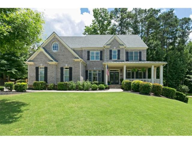 674 Chestatee Creek Drive NW, Acworth, GA 30101 (MLS #5864737) :: North Atlanta Home Team