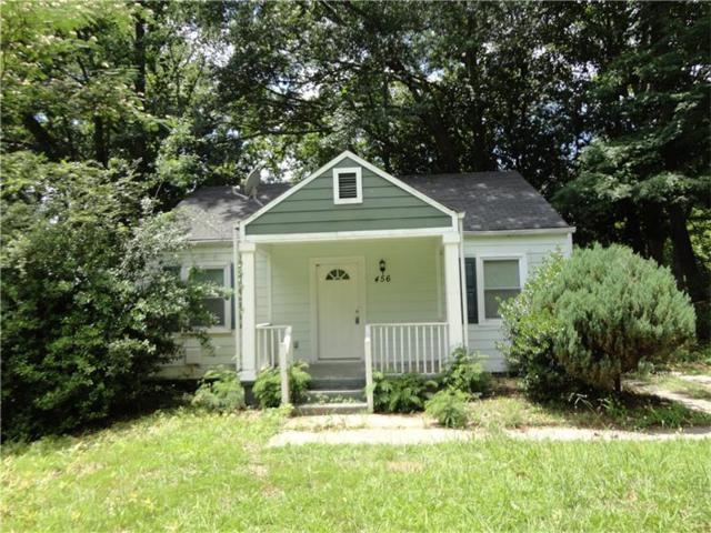 456 Forrest Ridge Drive NW, Atlanta, GA 30318 (MLS #5864845) :: North Atlanta Home Team