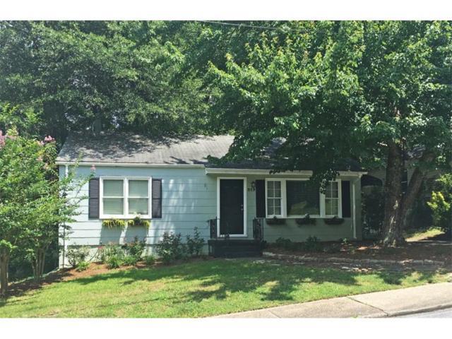 219 Wright Street SW, Marietta, GA 30064 (MLS #5864900) :: North Atlanta Home Team