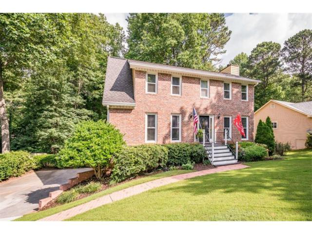 1027 Peace Drive, Kennesaw, GA 30152 (MLS #5864935) :: North Atlanta Home Team