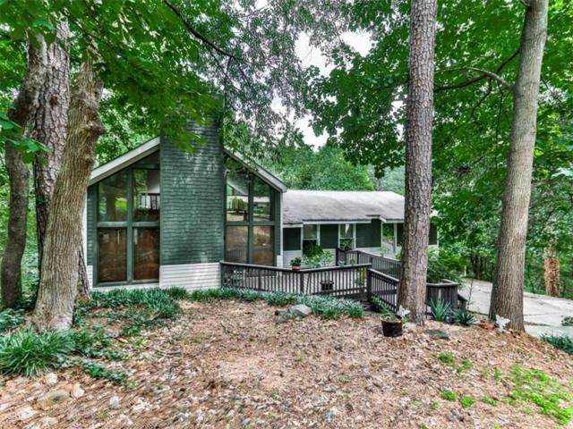 243 Valley Ridge Drive, Roswell, GA 30075 (MLS #5864941) :: North Atlanta Home Team