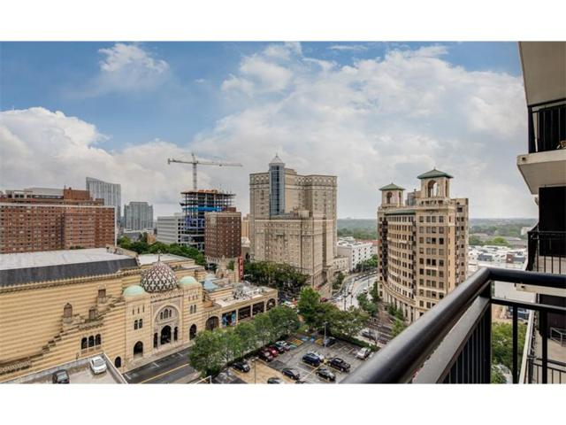 620 Peachtree Street NE #1513, Atlanta, GA 30308 (MLS #5865001) :: North Atlanta Home Team