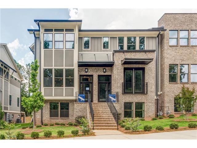 3551 Blair Circle #10, Brookhaven, GA 30319 (MLS #5865010) :: North Atlanta Home Team