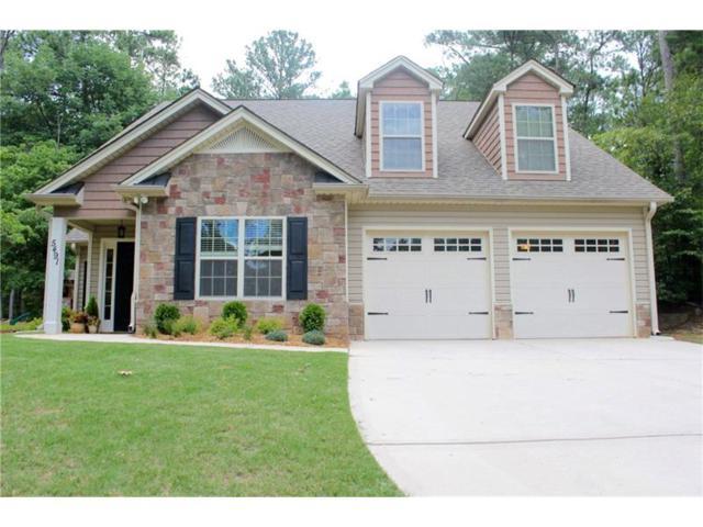 5491 Britton Drive, Villa Rica, GA 30180 (MLS #5865108) :: North Atlanta Home Team