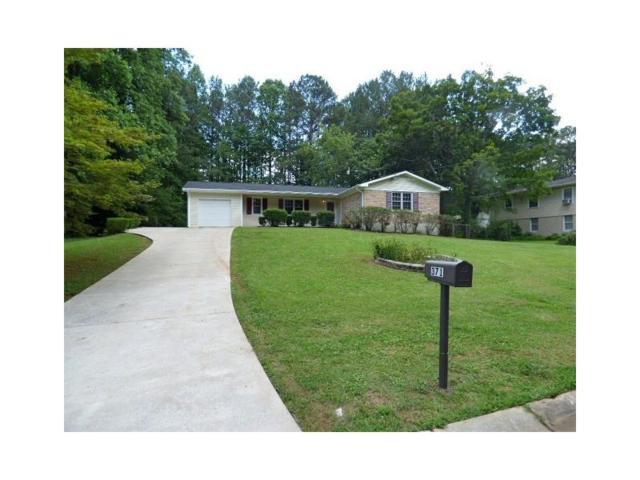 371 Landers Drive SW, Mableton, GA 30126 (MLS #5865144) :: North Atlanta Home Team