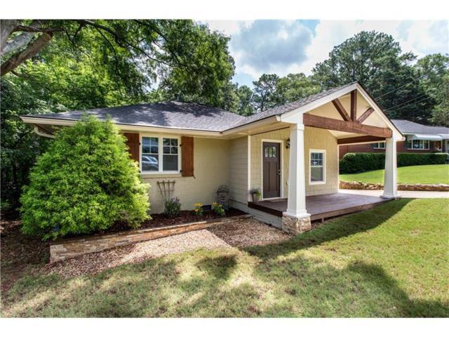 885 Wayland Court SE, Smyrna, GA 30080 (MLS #5865260) :: North Atlanta Home Team