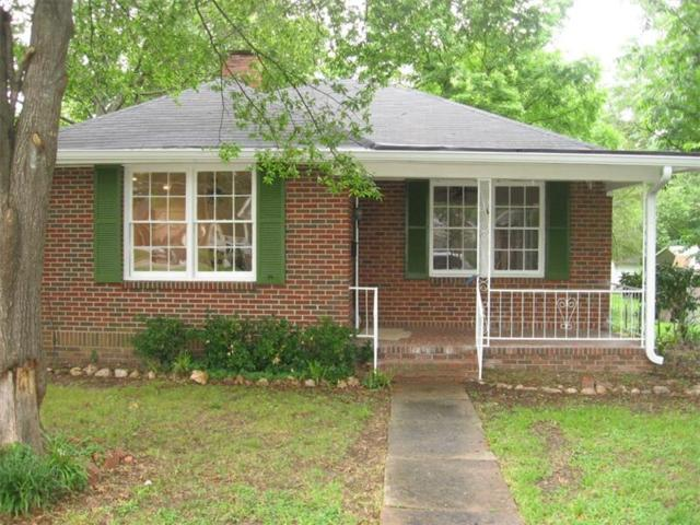 13 Dogwood Street NE, Rome, GA 30161 (MLS #5865272) :: North Atlanta Home Team