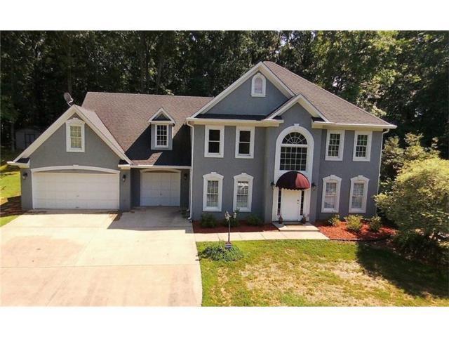 3841 Westwick Way NW, Kennesaw, GA 30152 (MLS #5865344) :: North Atlanta Home Team