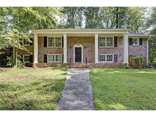 461 Rebecca Lane SE, Smyrna, GA 30082 (MLS #5865423) :: North Atlanta Home Team