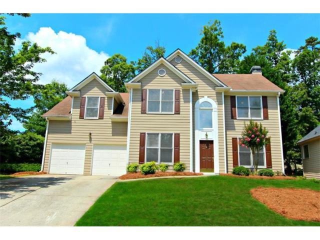 4310 Canterbury Walk Drive, Duluth, GA 30097 (MLS #5865433) :: North Atlanta Home Team