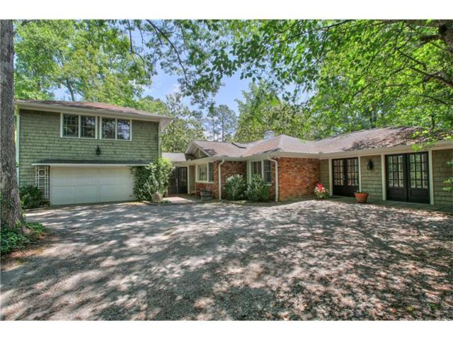 425 Franklin Road, Sandy Springs, GA 30342 (MLS #5865442) :: North Atlanta Home Team