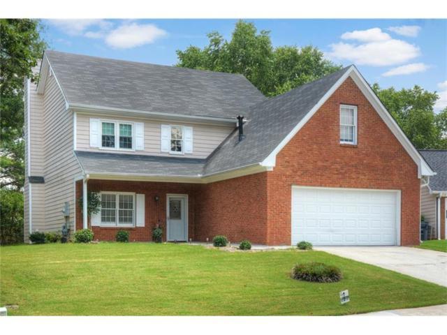 2730 Oak Meadow Drive, Snellville, GA 30078 (MLS #5865545) :: North Atlanta Home Team