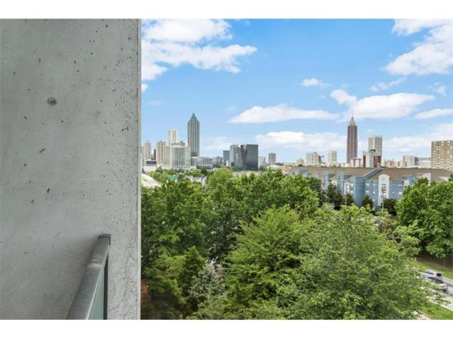 480 John Wesley Dobbs Avenue NE #712, Atlanta, GA 30312 (MLS #5865601) :: North Atlanta Home Team