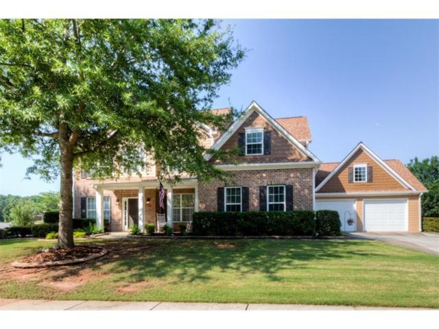1050 Forest Creek Drive, Canton, GA 30115 (MLS #5865608) :: North Atlanta Home Team