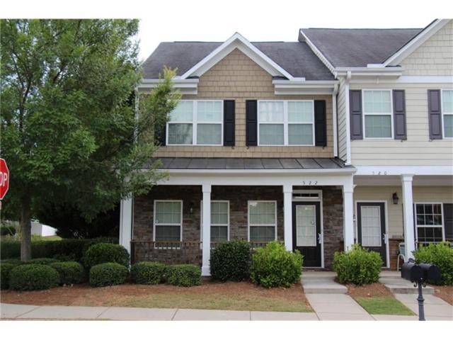 522 Georgia Way, Woodstock, GA 30188 (MLS #5865623) :: North Atlanta Home Team