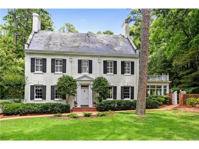 3461 Tuxedo Road NW, Atlanta, GA 30305 (MLS #5865646) :: North Atlanta Home Team