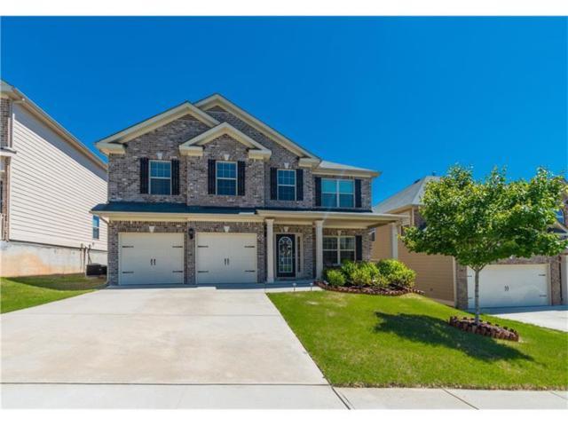 927 Sublime Trail, Canton, GA 30114 (MLS #5865650) :: Path & Post Real Estate
