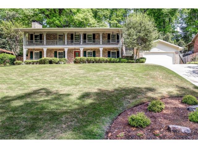 2344 Sagamore Hills Drive, Decatur, GA 30033 (MLS #5865744) :: North Atlanta Home Team