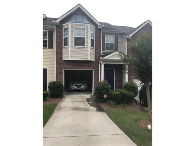 5205 Lincoln Drive #5205, Fairburn, GA 30213 (MLS #5865762) :: North Atlanta Home Team