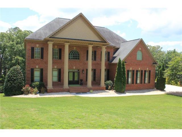 4307 Blue Ridge Drive, Douglasville, GA 30135 (MLS #5865803) :: North Atlanta Home Team