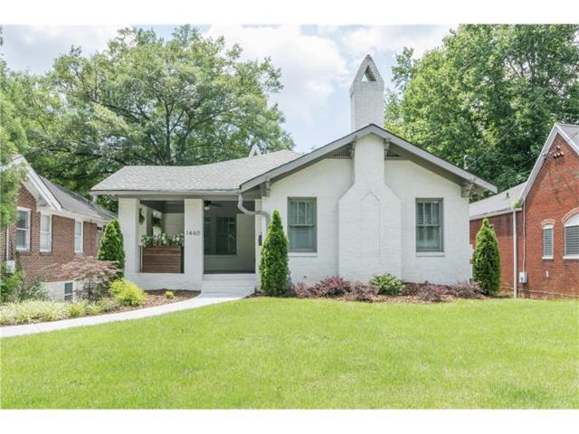 1460 Monroe Drive NE, Atlanta, GA 30324 (MLS #5865934) :: The Zac Team @ RE/MAX Metro Atlanta