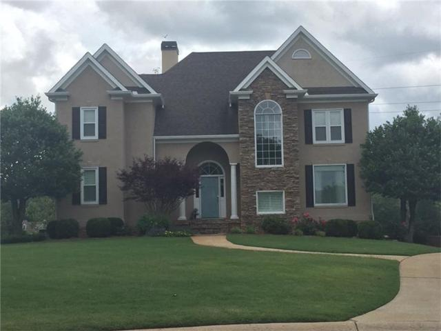 165 Isleworth Way, Fayetteville, GA 30215 (MLS #5866004) :: North Atlanta Home Team