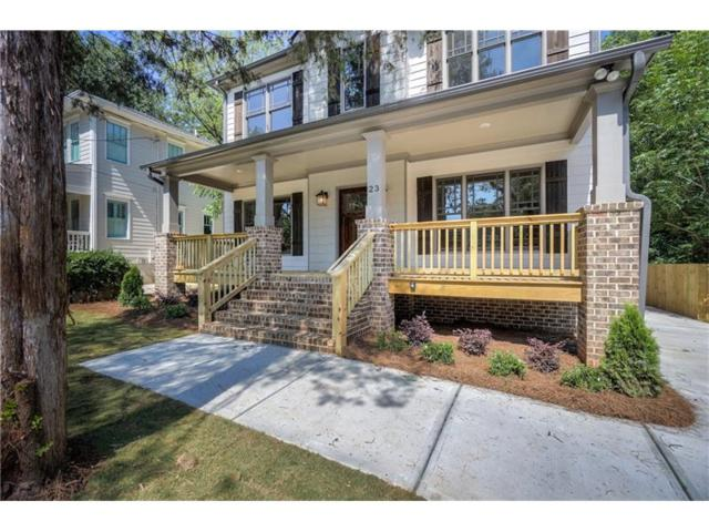 23 Wyman Street NE, Atlanta, GA 30317 (MLS #5866012) :: North Atlanta Home Team