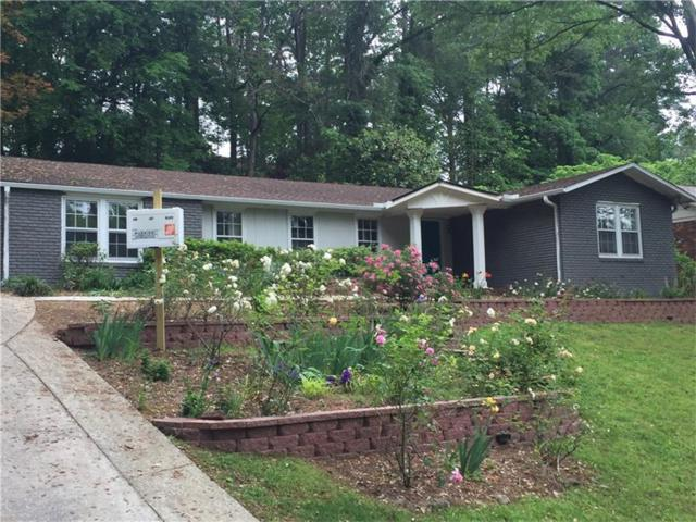 676 Webster, Decatur, GA 30033 (MLS #5866055) :: North Atlanta Home Team