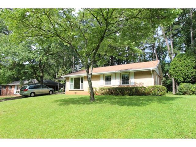 3546 Sexton Woods Drive, Chamblee, GA 30341 (MLS #5866185) :: North Atlanta Home Team