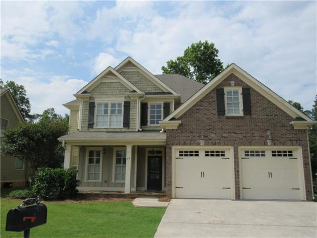 49 Lake Haven Drive, Cartersville, GA 30120 (MLS #5866225) :: North Atlanta Home Team