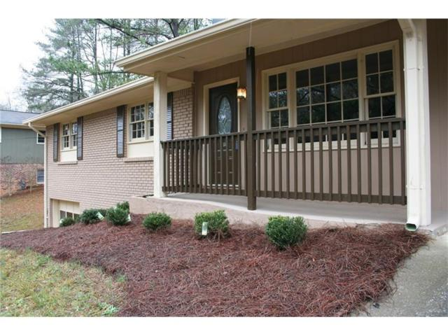 4864 Howard Drive, Powder Springs, GA 30127 (MLS #5866311) :: North Atlanta Home Team