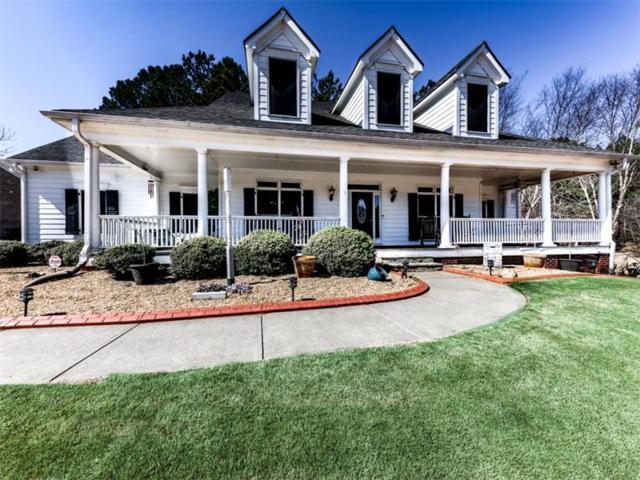 618 Talmadge Lane, Canton, GA 30115 (MLS #5866467) :: North Atlanta Home Team