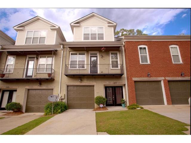 5977 Brookside Oak Circle, Norcross, GA 30093 (MLS #5866604) :: North Atlanta Home Team