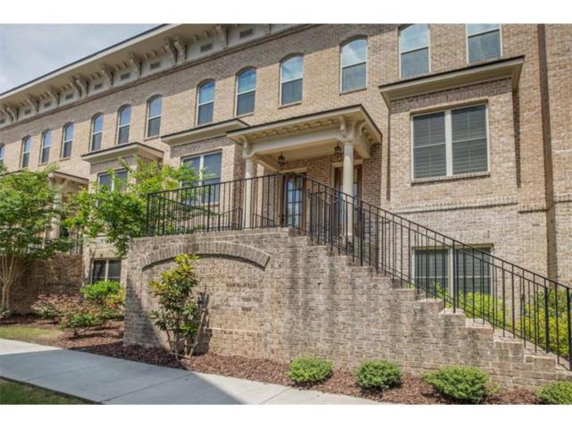 539 Ansley Circle #539, Atlanta, GA 30324 (MLS #5866620) :: North Atlanta Home Team