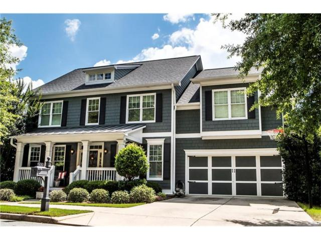 650 Village Crest Drive, Suwanee, GA 30024 (MLS #5866622) :: North Atlanta Home Team
