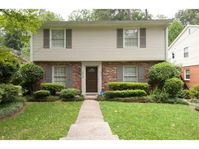 2260 Stephen Long Drive, Atlanta, GA 30305 (MLS #5866623) :: North Atlanta Home Team