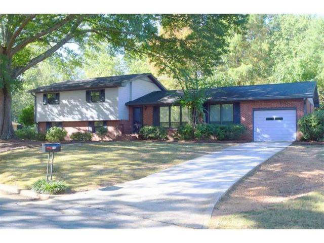112 Parkway Drive, Rome, GA 30161 (MLS #5866628) :: North Atlanta Home Team