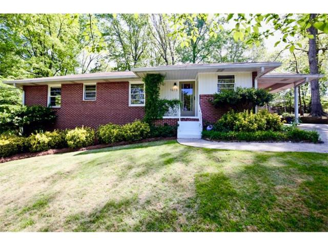 1275 Willivee Drive, Decatur, GA 30033 (MLS #5866675) :: North Atlanta Home Team