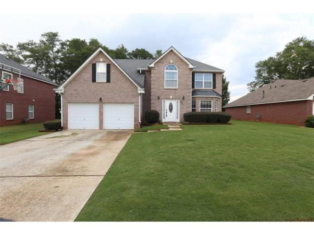 235 Bella Vista Terrace, Mcdonough, GA 30253 (MLS #5866705) :: North Atlanta Home Team