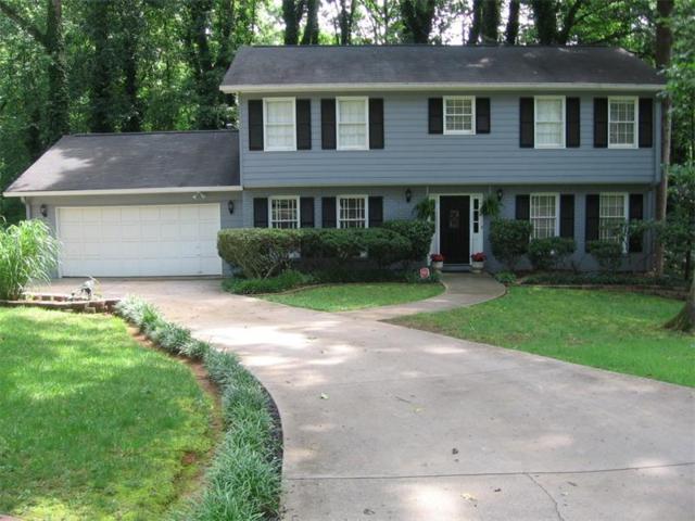 4421 Dunhaven Road, Dunwoody, GA 30338 (MLS #5866713) :: North Atlanta Home Team