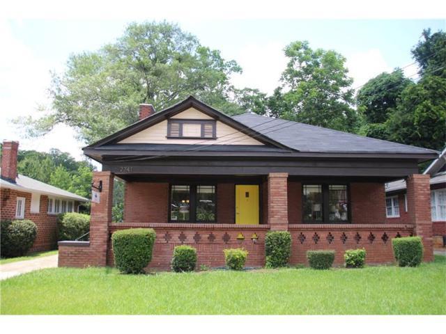 2741 Church Street, East Point, GA 30344 (MLS #5866734) :: North Atlanta Home Team