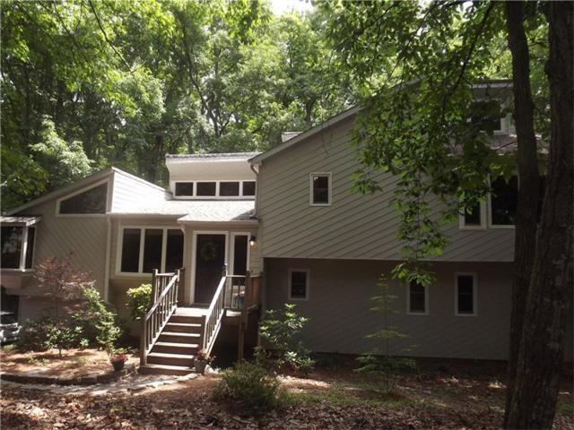 4008 Ayers Drive NW, Kennesaw, GA 30144 (MLS #5866765) :: North Atlanta Home Team